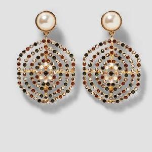 Jewelry - LAST ONE earrings white